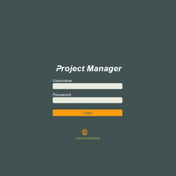 Project management web application for civil engineers and architects.